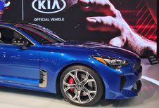 Kia à pile à combustible (hydrogène) en 2020 #1
