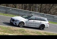 VIDÉO - Mercedes-AMG E63 All Terrain en préparation ?