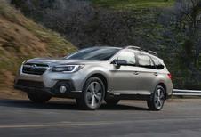 Subaru : subtil lifting pour l'Outback