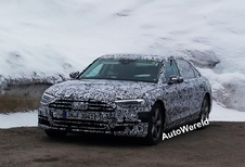 Nieuwe Audi A8 is bijna klaar