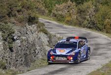 Hyundai: Neuville wint rally van Corsica