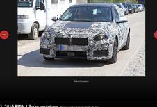 BMW Série 1 : Voilà la traction avant