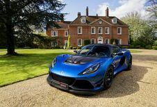 Lotus Exige Cup 380 : 60 exemplaires
