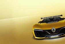 Zo vier je 40 jaar Renault Sport