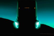 Tesla Truck schetst de toekomst van de vrachtwagen