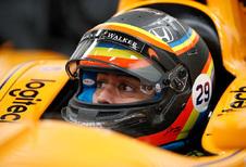 Alonso is klaar voor de Indy 500