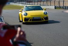 VIDÉO - Porsche 911 GT3 : en forme sur le Nürburgring