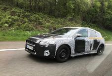 Nieuwe Ford Focus laat zich kieken