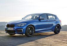 BMW Série 1 : restylage intérieur