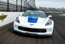 La Corvette pace-car des 500 Miles d'Indianapolis