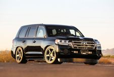 Toyota Land Speed Cruiser is de snelste SUV ter wereld