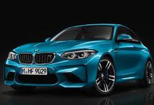 Opgefriste BMW M2 wacht op nog wildere CS
