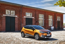 Dit is de opgefriste Renault Captur