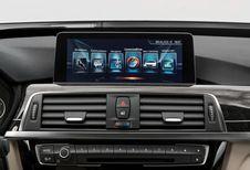 Écran tactile pour les BMW