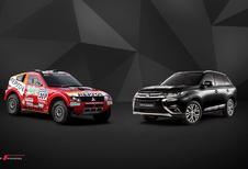 Mitsubishi viert 100ste verjaardag aan vooravond van nieuwe start