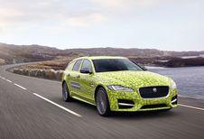 Jaguar : la XF Sportbrake en vedette à Wimbledon !
