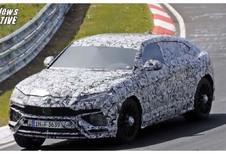 Lamborghini : L'Urus s'entraîne sur le Nürburgring