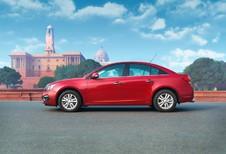 Chevrolet arrête en Inde et en Afrique du Sud