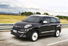 Fiat 500L: welgekomen facelift #1