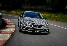 Renault Mégane R.S. wordt onthuld tijdens GP van Monaco