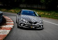 Renault Sport telt af naar de nieuwe Mégane RS
