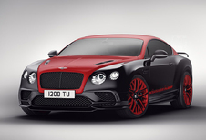 Bentley Continental 24 is Supersports met GT3-trekjes