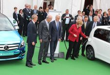 Duitsland zet zijn zinnen op elektrische auto #1