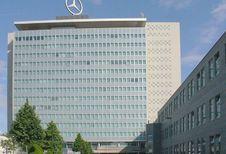 Dieselgate: inval bij Daimler