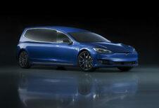 Tesla omgebouwd tot lijkwagen