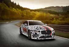 Zeg niet Jaguar XE R, maar SV Project 8