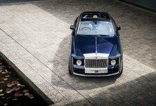 Sweptail wil opperste Rolls-Royce zijn
