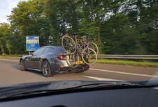 Ferrariste et cycliste