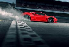 Novitec gaat N-Largo met de Ferrari 488 GTB