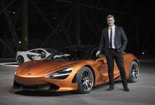 McLaren : nouveau directeur de design