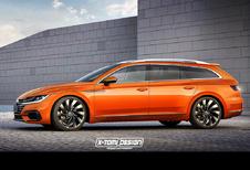 Lijnenspel VW Arteon smeekt om Variant