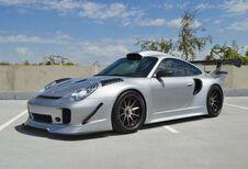 Porsche : une 911 GT2...de plus de 1.000 ch !