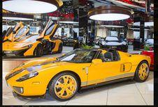 Ford GT : Un roadster hyperexclusif à vendre
