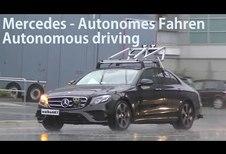Mercedes se prépare à la conduite autonome