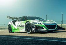 Honda : une NSX « zéro émission » dans les cartons