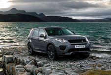 Land Rover : nouveaux moteurs pour les Discovery Sport et Evoque