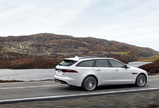 En hier is de Jaguar XF Sportbrake - Update