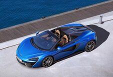 McLaren: la 570S est lâchée pour l'été