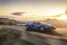 McLaren 570S Spider voor een hete zomer
