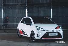 Toyota Yaris GRMN: zo klinkt hij