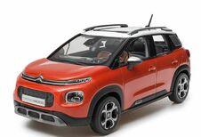 Citroën C3 Aircross: Airbumps op de miniatuurversie