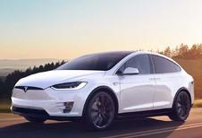 Tesla Model X : le SUV le plus sûr du marché