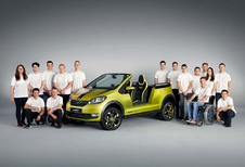 Skoda Element: Citigo omgebouwd tot buggy