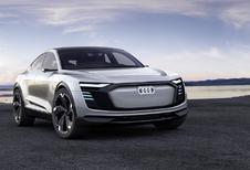 Brusselse Audi-fabriek krijgt met E-Tron Sportback tweede model