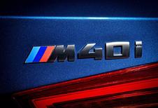 Nieuwe BMW X3 ook als M40i