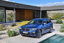 BMW is ook klaar met nieuwe X3